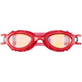 TYR Nest Pro Lunettes de protection Mirrored, red/gold